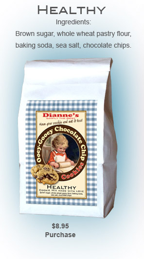 Choclolate Chip Cookie Mix